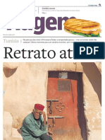 Suplemento Viagem - Jornal O Estado de S. Paulo - Tunísia 20120417