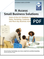 Microsoft Access Small Business Solutions