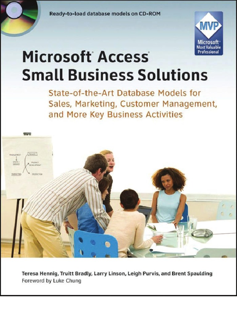 Microsoft access small business solutions microsoft access databases fandeluxe Choice Image