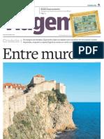 Suplemento Viagem - Jornal O Estado de S. Paulo - Croácia 20120814