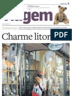 Suplemento Viagem - Jornal O Estado de S. Paulo - Califórnia 20120807