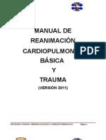 Manual de Rcp Basico y Trauma Basico 2011