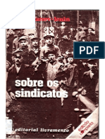 A Era Das Reformas - Sobre Os Sindicatos (7)