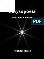 Chrysopoeia For Fallen Angels