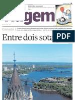 Suplemento Viagem - Jornal O Estado de S. Paulo - Canadá 20120710