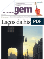 Suplemento Viagem - Jornal O Estado de S. Paulo - Europa Oriental 20120626