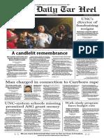 The Daily Tar Heel for September 11, 2012