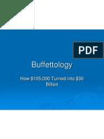 Buffett Ology
