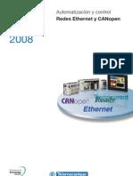 Catalogo Redes Ethernet Canopen 2008