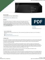 Fermentation Process Optimization