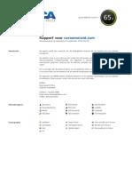 Website report Caro Emerald