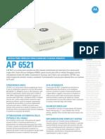 Ss Wlan AP 6521+Italian