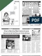 Versión impresa del periódico El mexiquense 11 septiembre 2012