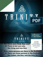 Sunday Seminary - TRINITY2 - 09092012