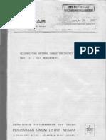 ISO 3046 Reciprocating PLTD
