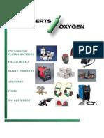 Roberts Oxygen Welding Industrial Catalog 2011