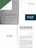 Hermes (I) No. 4 - Mars 1935