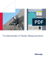 03 Fundamentals of Radar Measurements - AFC
