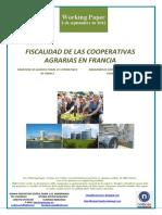 FISCALIDAD DE LAS COOPERATIVAS AGRARIAS EN FRANCIA (Es) TAXATION OF AGRICULTURAL CO-OPERATIVES IN FRANCE (Es) NEKAZARITZA KOOPERATIBEN ZERGAK FRANTZIAN (Es)