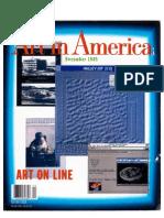 ARTinAMERICA magazine - ArcticCircle