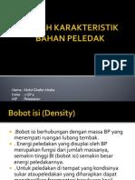 Bobot Isi (Density)