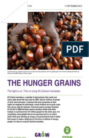 The Hunger Grains: The fight is on. Time to scrap EU biofuel mandates.