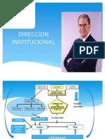 DIRECCIÓN INSTITUCIONAL DE LAS TIC EN LA ESCUELA