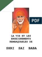Shirdi Sai Baba satcharita_français