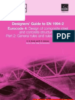 Designers' Guide to en 1994-2_Eurocode 4_Design of Composite Steel and Concrete Structures