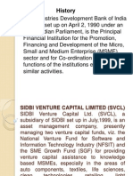 Sidbi Venture Capital Limited (Svcl)