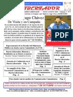 Correo Del Libertador Julio-Agosto 2012