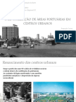 Revitalização de áreas portuárias em centros urbanos