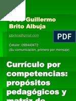 Currículo por competencias