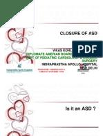 When to Close a PFO_ASD