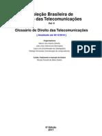 Glossário de Direito das Telecomunicações
