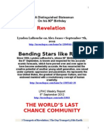 Revelation Bending the Stars 9.9