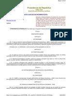 Lei 12.529 - 2011 CADE