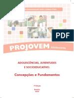 Adolescencias- Juventudes e Socioeducativos - Concepcoes e Fundamentos