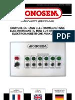 Corte de Lineas Electrico