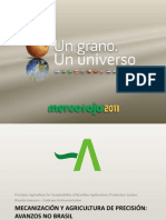 Mecanizacion y Agricultura de Precision - Ricardo Inamasu