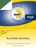 Bus Shelter Advertising (Item 3)_Revenue