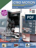 Electro Motion Machine Tools Sheet Metal_Fabrication Brochure September 2012