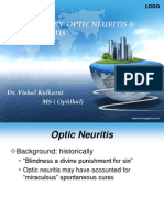 inflammatory optic neuropathy