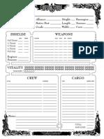 Rbl1000 Starship Sheet