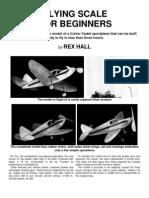Culver Cadet Monoplane