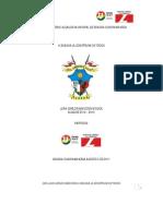 Plan de Gobierno Soacha 2012 - 2015