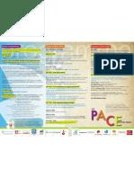 Internationales Friedensforum #2 im Kongresszentrum Lugano (Okt. 2012)
