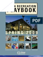 Playbook Spring 09