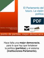 El Parlamento del futuro