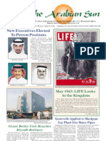 LIFE Magazine Visits Saudi King, 1943 - Arabian Sun - Aug. 11, 1999
